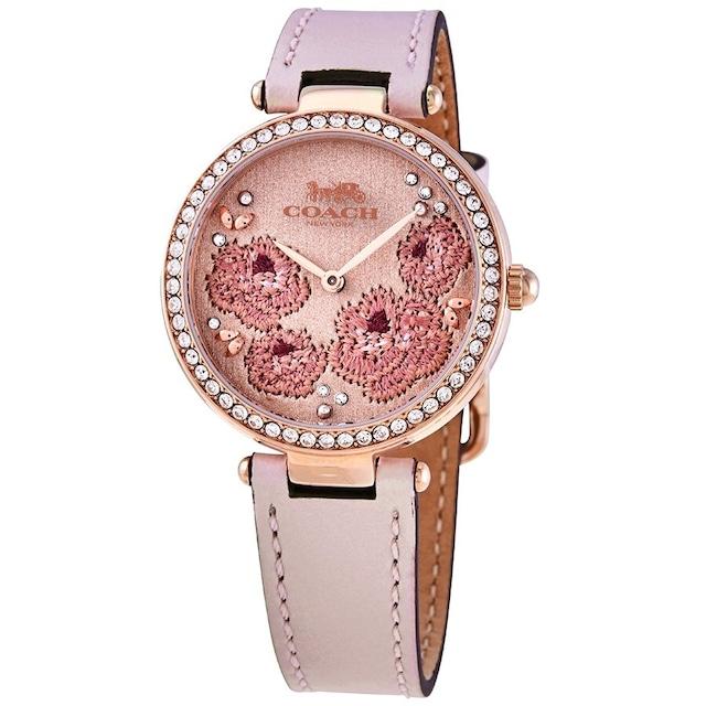 COACH 14503285 Pink 花柄