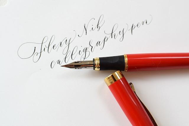 Flexy Nib Calligraphy Pen