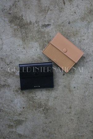 [SALE] GREED(グリード) Color Scheme Mini Wallet 秋冬物新作[送料無料]