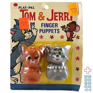 プレイパル社 トムとジェリー ソフビ指人形 セット 未開封
