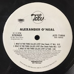 Alexander O'Neal – What Is This Thing Called Love?