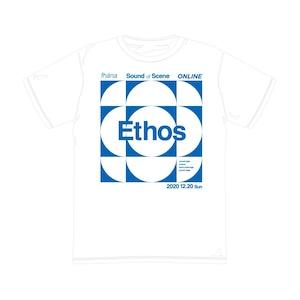「Ethos」T-shirts (White)