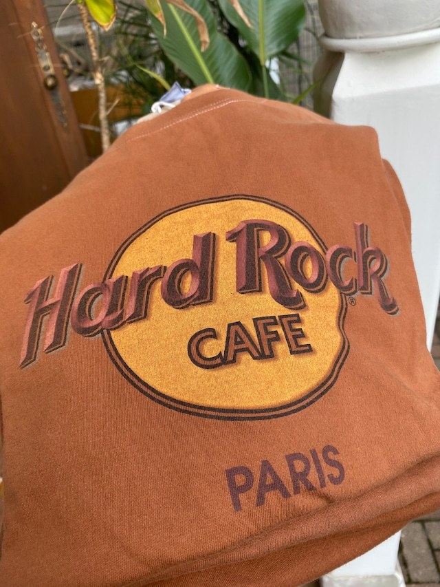 【USED】Hard Rock Tee《BRN》21383068
