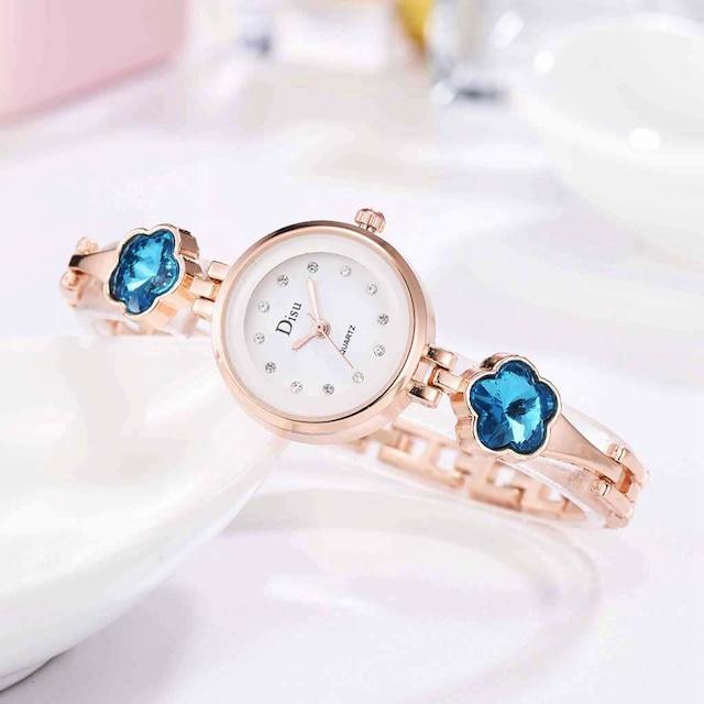 DISU LT-D3067(blue) レディース腕時計