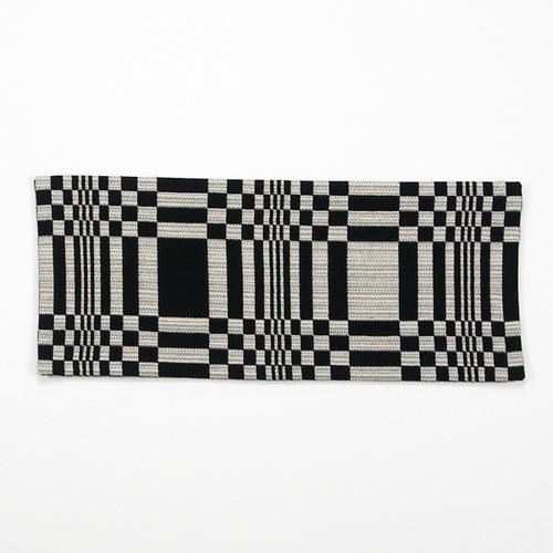 JOHANNA GULLICHSEN(ヨハンナ グリクセン) Puzzle Mat 1 Doris(ドリス) Black