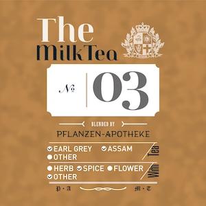 The Milk Tea〔№ 03〕