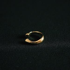 ibitsu earcuff gold small