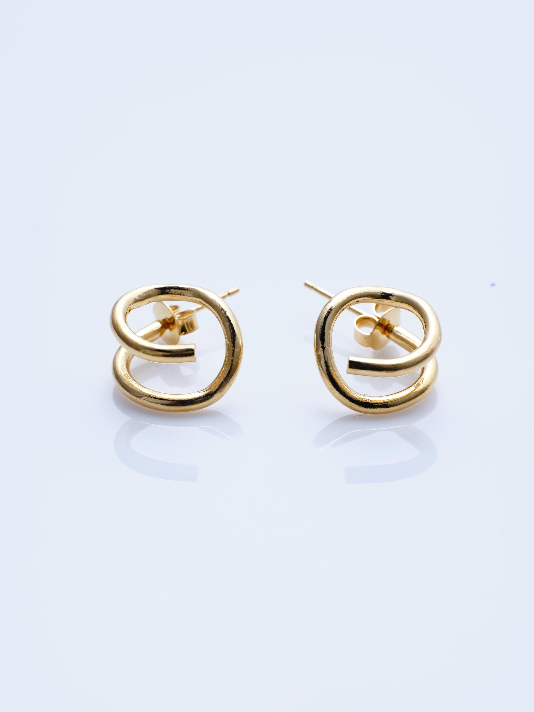 gold ringing S  (CAAC-P008-2)