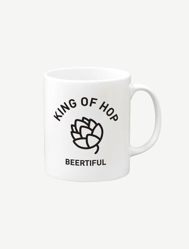 【KING OF HOP】マグカップ