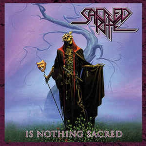 """SACRED RITE """"Is Nothing Sacred"""" (輸入盤)"""
