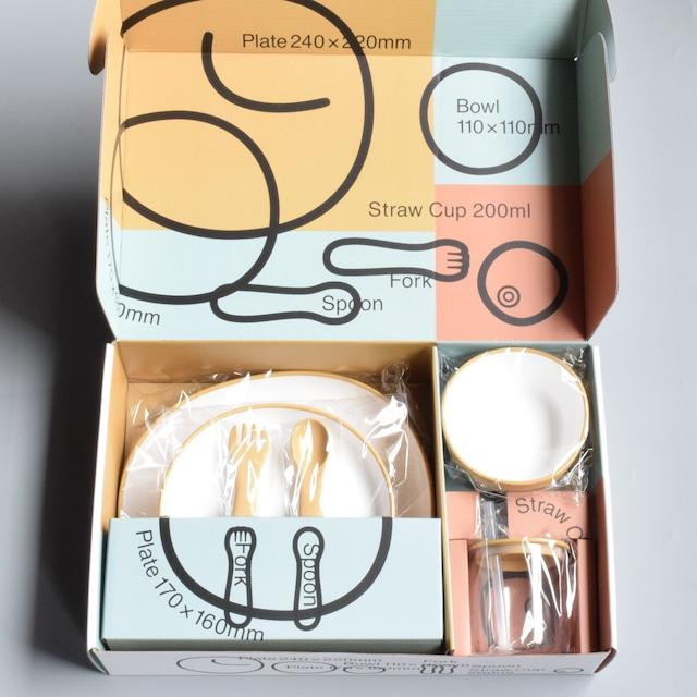【KINTO】ベビー食器 BONBO 6pcs セット ー出産祝い・ギフトー