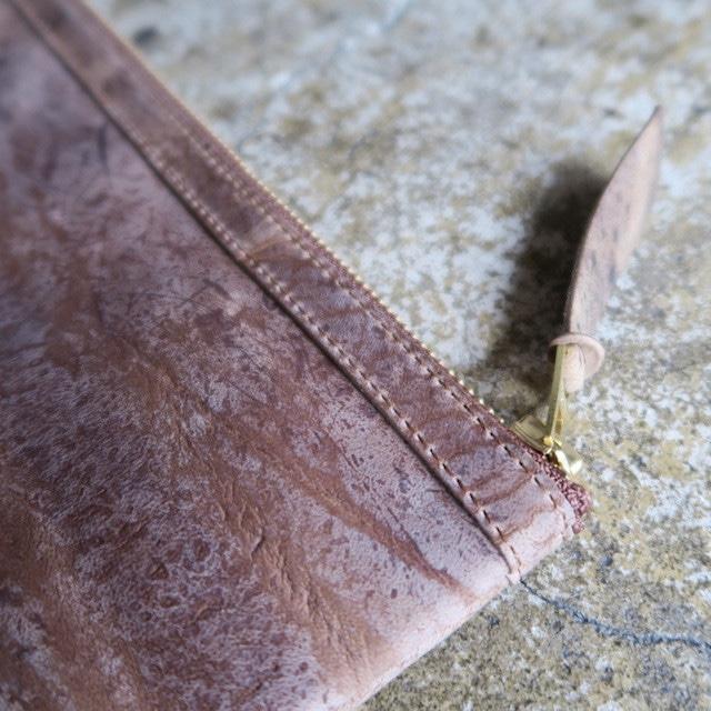 Multi Leather Pouch-Kudu