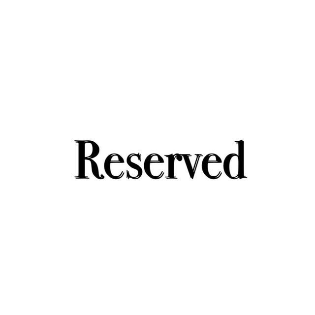 ご予約品】【Reserved items】 mkn5cp