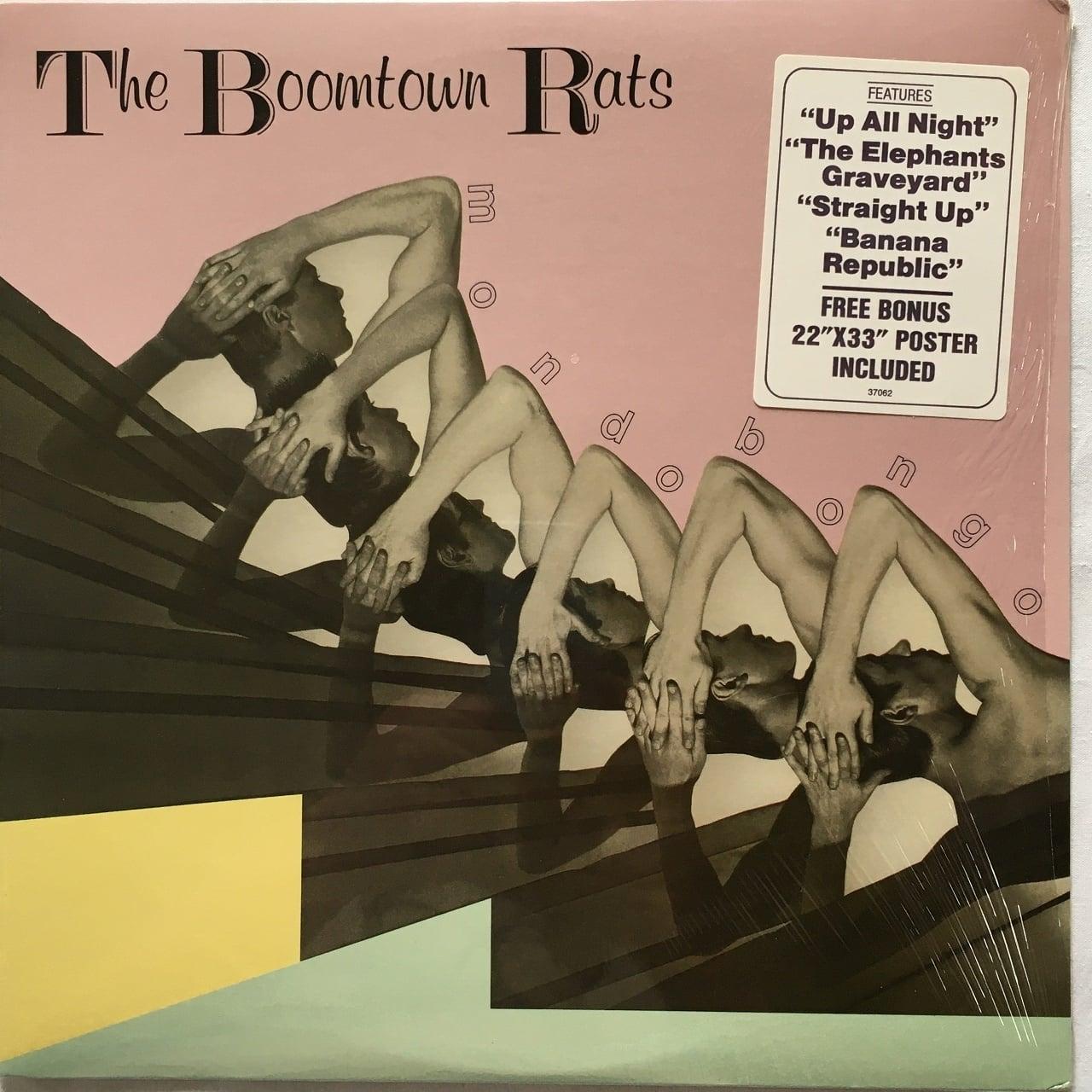 【LP・米盤】The Boomtown Rats / Mondo Bongo