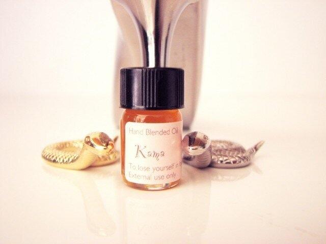 錬金術的変容の香油-Kama 2ml