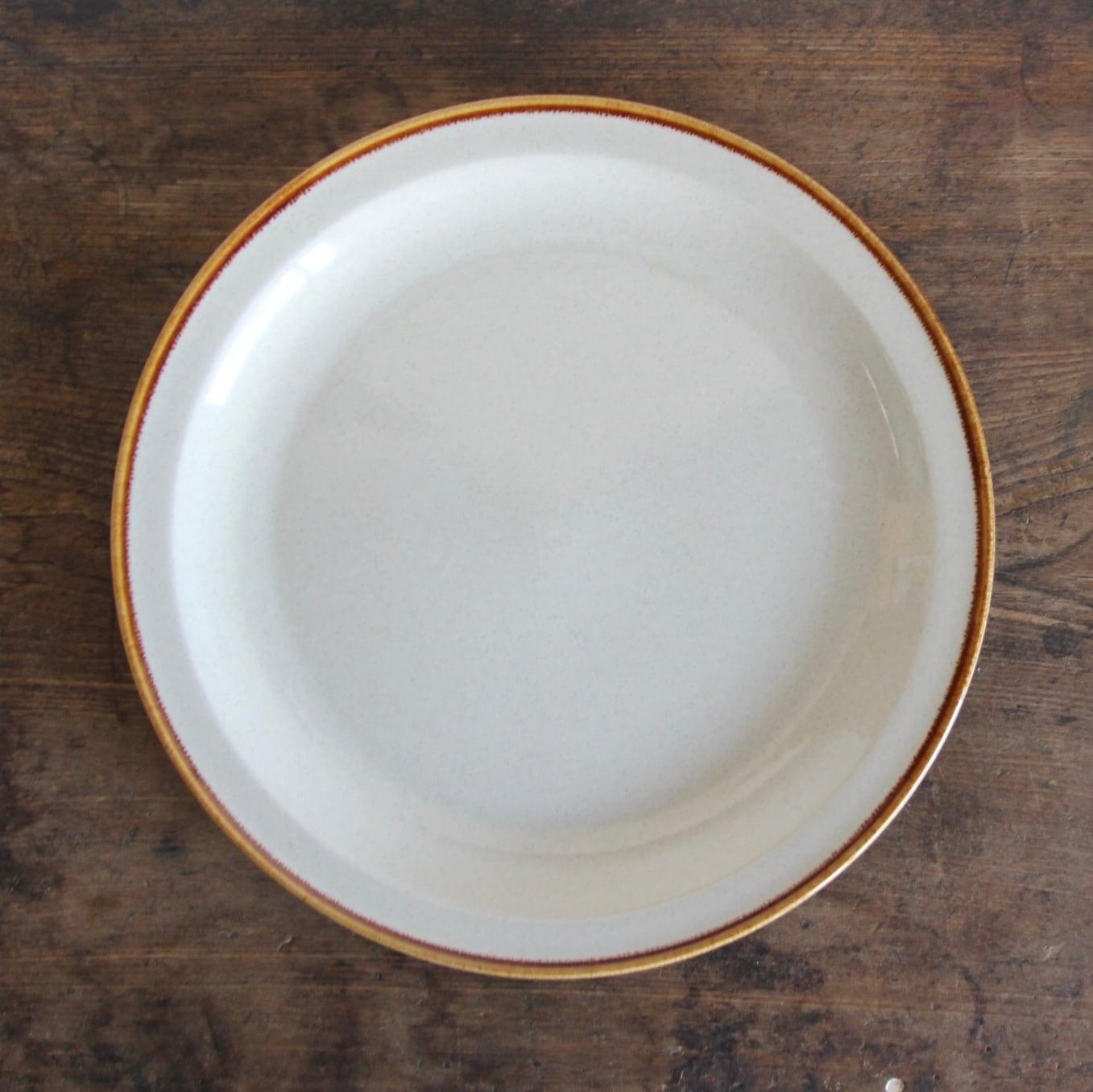 ALPINE 大皿 ストーンウェア