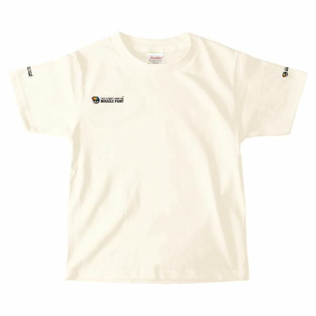 ミラクルペイントロゴ入Tシャツ(キッズあり)