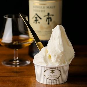 大人のためのウイスキージェラート【北海道ミルク×余市ウイスキーのジェラート】(6個入り)
