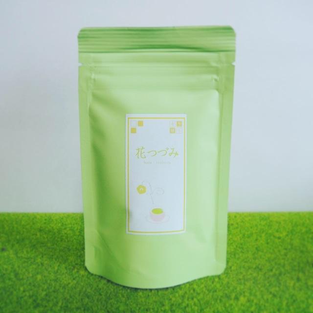 花つづみ ティーバッグ10個/袋   【香り緑茶/牧之原産】