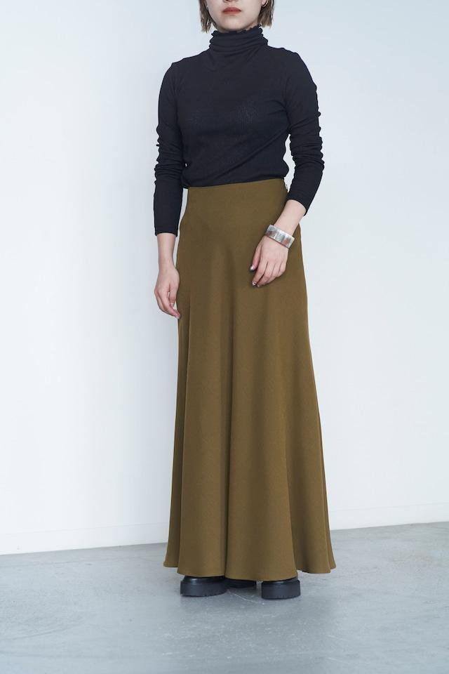 Audrey and John Wad Bias long skirt