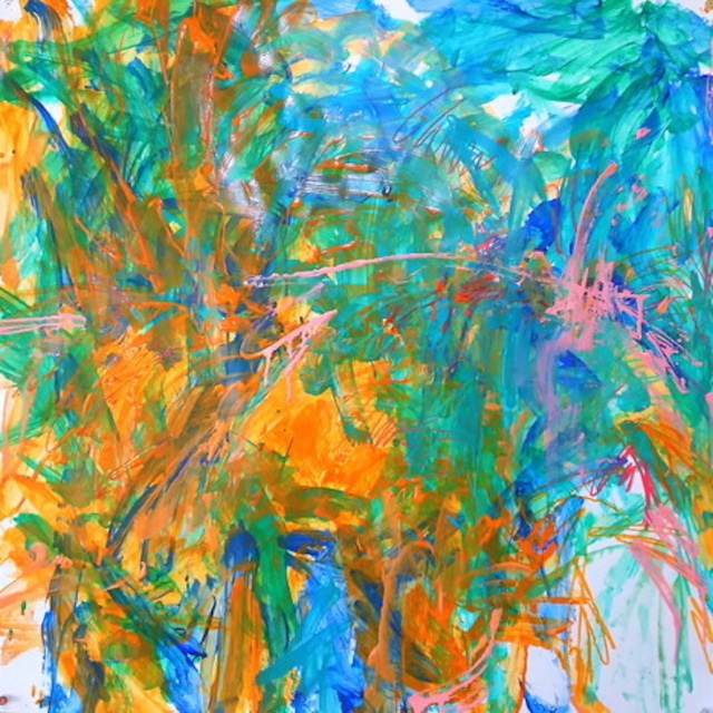 絵画 絵 ピクチャー 縁起画 モダン シェアハウス アートパネル アート art 14cm×14cm 一人暮らし 送料無料 インテリア 雑貨 壁掛け 置物 おしゃれ ロココロ 現代アート 抽象画 画家 : tamajapan 作品 : t-17