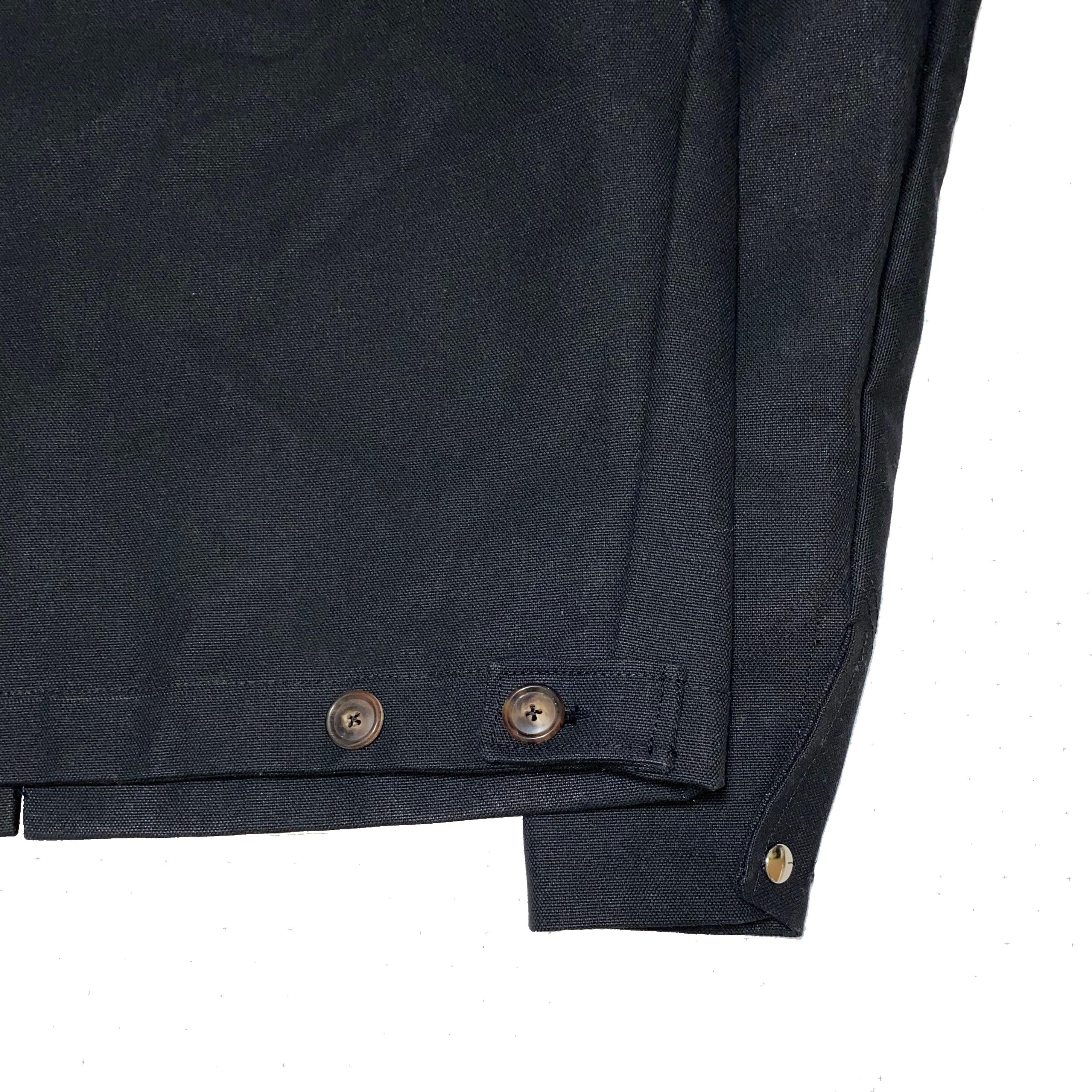 Petroit Work Jacket / Black - 画像3