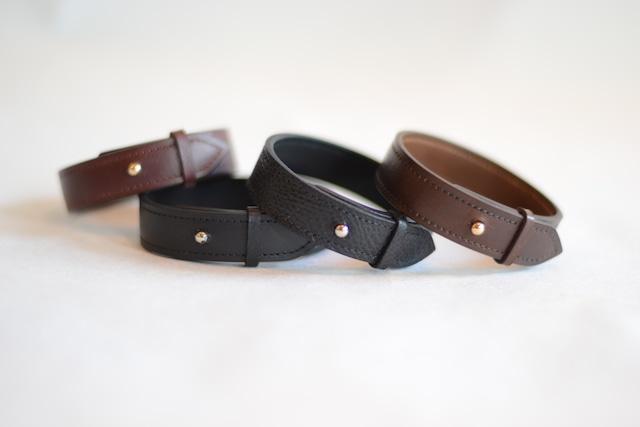 Original leather bracelet