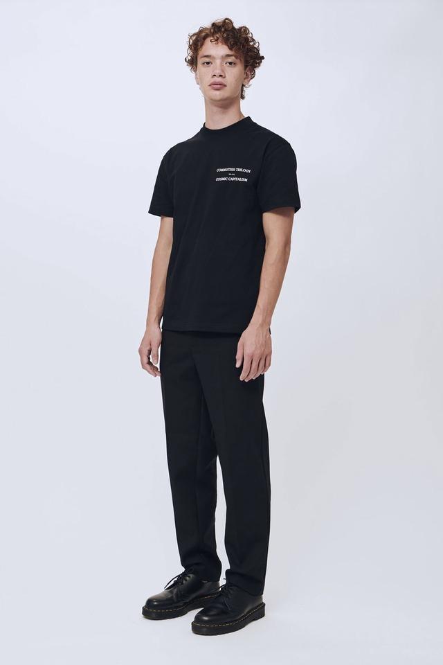 Soulland commuter trilogy t-shirt black