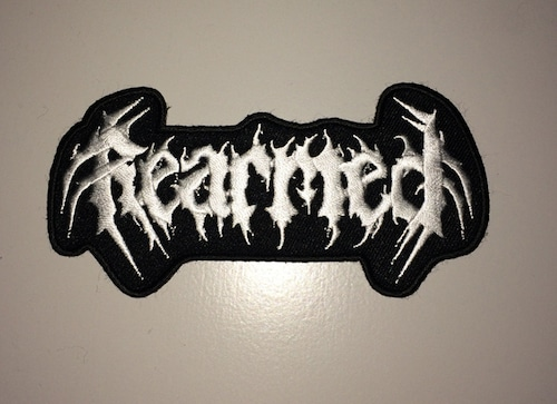 """Re-Armed """"Logo Patch"""""""