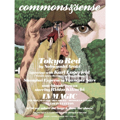 commons&sense ISSUE33