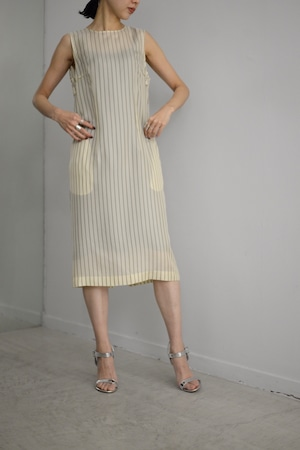 YOHEI OHNO / Petticoat dress