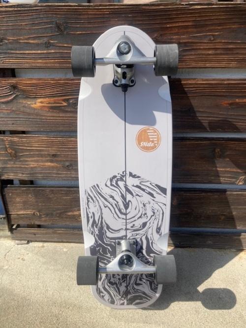 Slide Surf Skateboards  Gussie Stingray31インチ