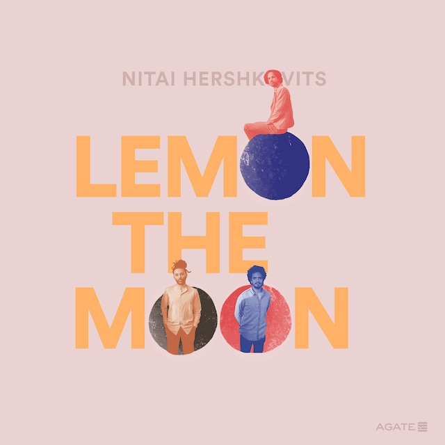 【CD】Nitai Hershkovits「Lemon the Moon」(AGATE / インパートメント)