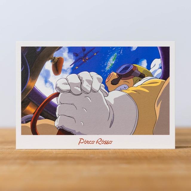 紅の豚 ポストカード(7668)