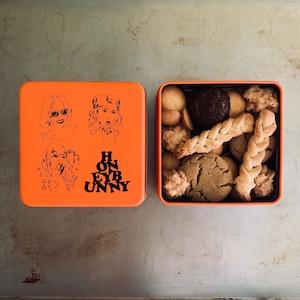 """クッキー缶 """"cookie can!!"""""""