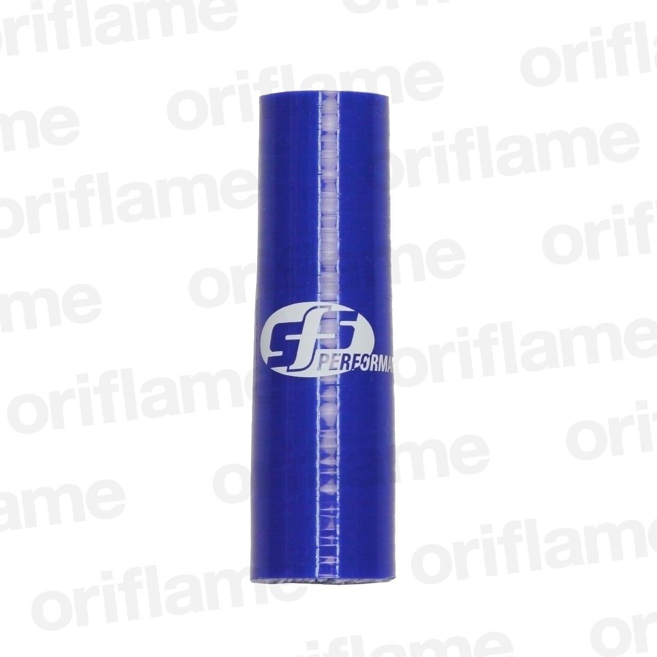 異径・ストレートホース・内径22 x 19mm・ブルー