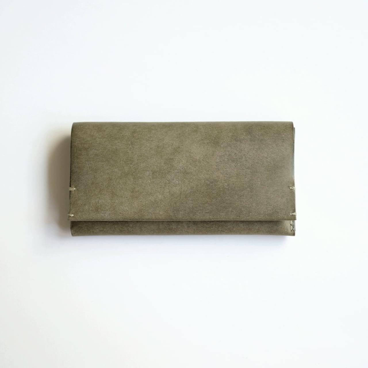 long wallet - gri - プエブロ