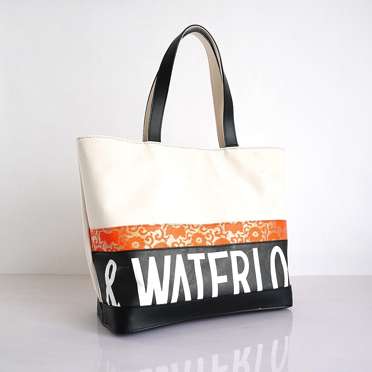 Tote Bag (S) / White  TSW-0020