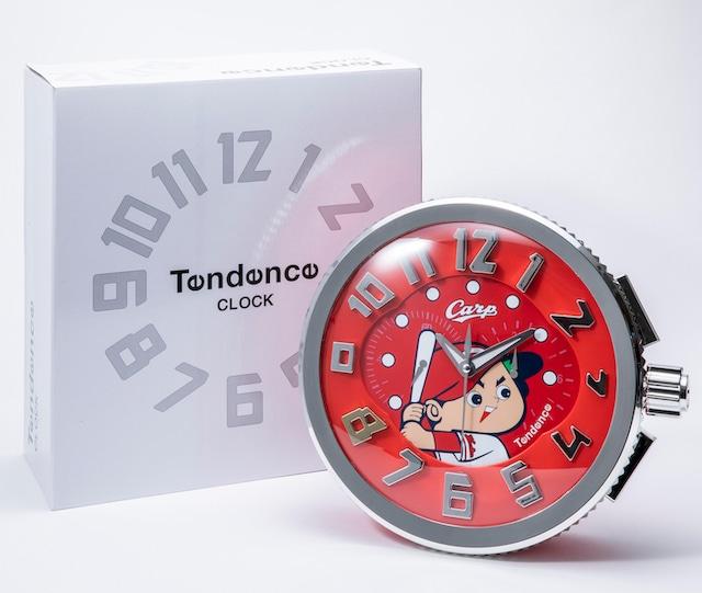 【広島東洋カープ】Tendenceウォールクロック 壁掛け時計/国内正規品