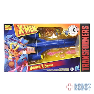 ハズブロ トランスフォーマー アルティメット X-スパンス エックス・スパンス X-MEN