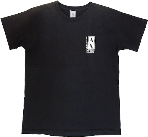 90年代  アルマーニ エクスチェンジ Tシャツ 【M】 |ARMANI アメリカ ヴィンテージ 古着