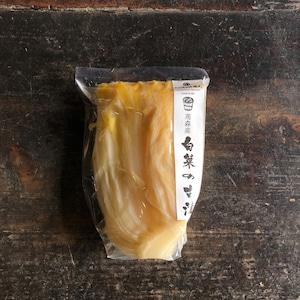 乳酸発酵の酸味たっぷり。阿蘇 高森町産 白菜の古漬