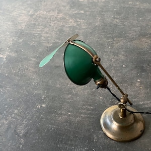 Antique Lyhne desklamp