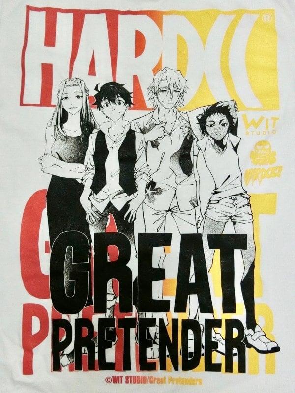 グレート・プリテンダー /G.P.(コンフィデンスバニラホワイト) / ハードコアチョコレート