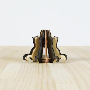 「ねこ」木製ミニランプ