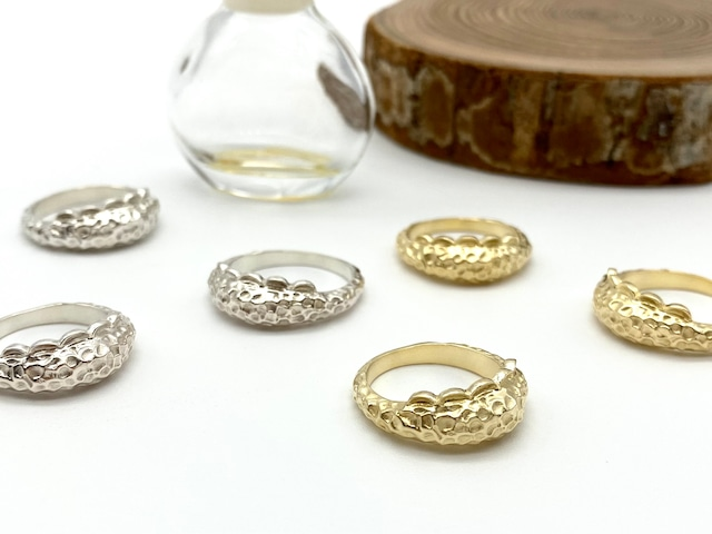 Sirène ring ー gold / silver ー