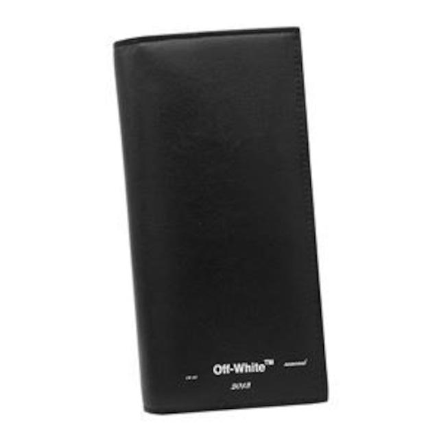 OFF-WHITE(オフホワイト) 長財布 OMNC011R20853021 1001 BLACK WHITE