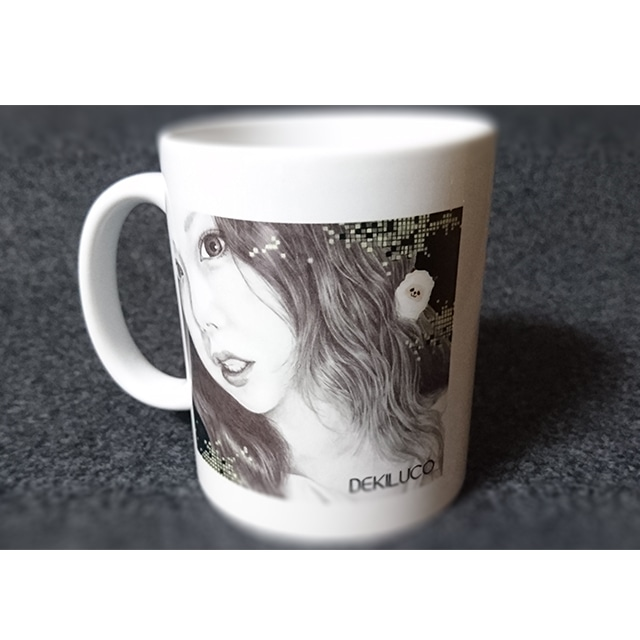 DEKILUCOマグカップ