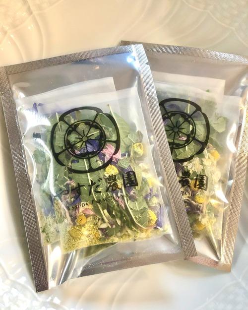 準備中『濃い旬ハーブティー』単品10袋 送料安いクロネココンパクト利用