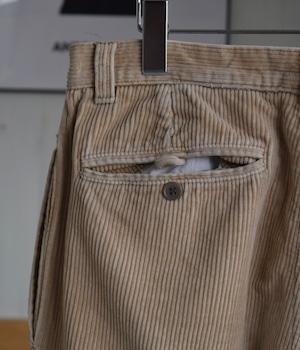 VINTAGE ARNOLD PALMER CORDULOY PANTS